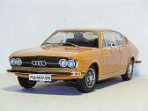 Audi 100 Coupé S (Mk. I, 1970 - 1971), Anson
