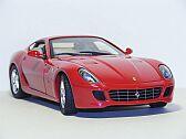Ferrari 599 GTB Fiorano (2006 - ), Mattel Elite