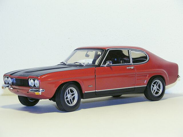 Cars Of Ford >> 1/18 scale die-cast models