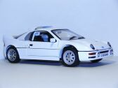Ford RS 200 (1986), Ricko