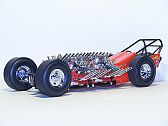 "Tommy Ivo's ""Showboat"" dragster (1961), GMP"