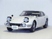 Toyota 2000GT (MF10 Mk. I, 1967 - 1968), Autoart Millenium